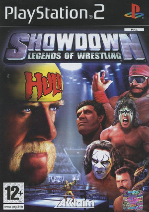 Showdown : Legends of Wrestling sur PS2