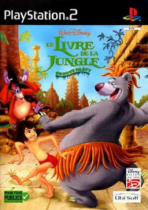 Le Livre de la Jungle : Groove Party sur PS2