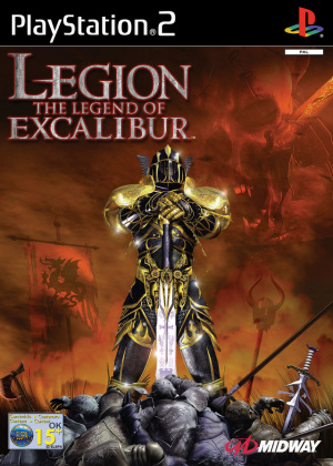 Legion : The Legend of Excalibur