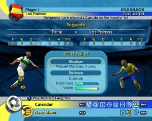 Roger Lemerre 2004 : nouveaux screens