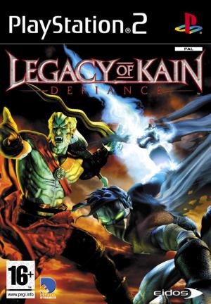 Legacy of Kain : Defiance sur PS2