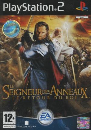 Le Seigneur des Anneaux : Le Retour du Roi sur PS2