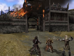 The Lord Of The Rings : The Two Towers - Playstation 2