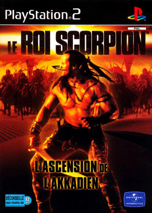 Le Roi Scorpion : L'Ascension de l'Akkadien sur PS2