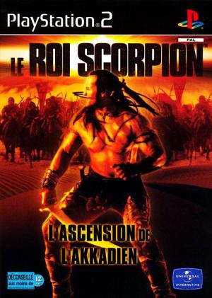 Le Roi Scorpion : L'Ascension de l'Akkadien sur PS2