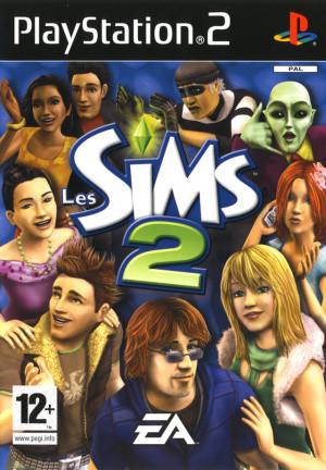 Les Sims 2 sur PS2