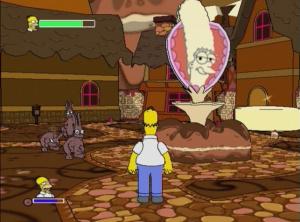 Les Simpson Le Jeu