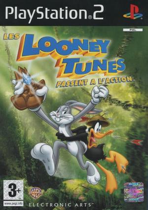 Les Looney Tunes Passent à l'Action sur PS2
