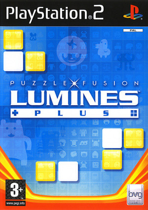 Lumines Plus