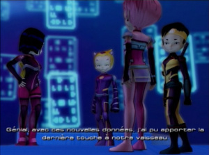 Code Lyoko : Plongez Vers l'Infini