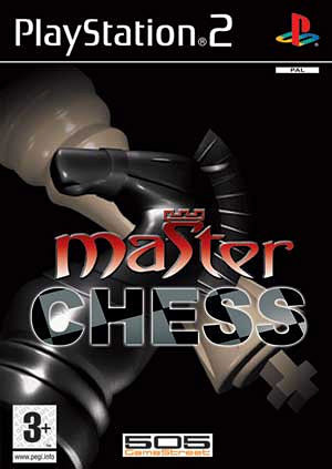 Master Chess sur PS2