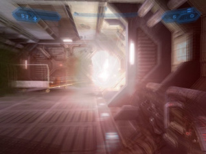 Mace Griffin : screens des versions consoles