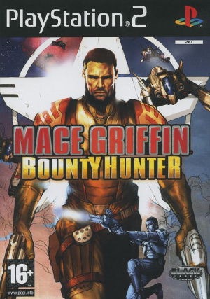 Mace Griffin : Bounty Hunter sur PS2