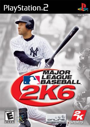 Major League Baseball 2K6 sur PS2