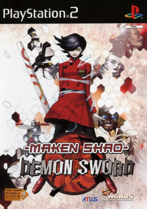 Maken Shao : Demon Sword