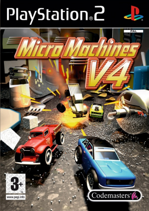 micro machines v4 ds descargar antivirus