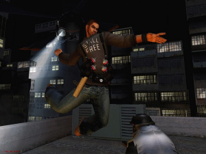 Marc Ecko's Getting Up : Contents Under Pressure - Playstation 2