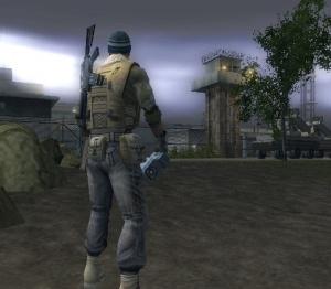 Présentation Mercenaries
