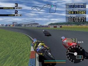 Moto GP 2 en images