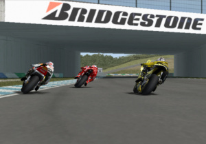 TGS 07 : MotoGP 07 s'illustre