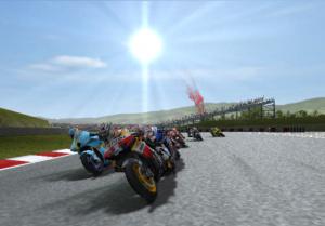 TGS 07 : MotoGP 07 s'illustre