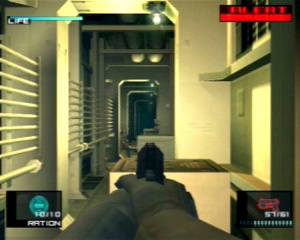 60ème - Metal Gear Solid 2 : Sons of Liberty / PS2 (2002)