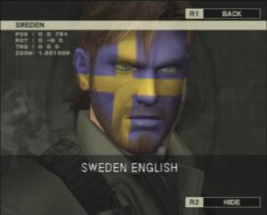 La version euro. de MGS 3 se précise