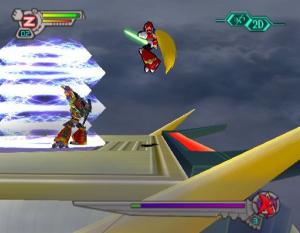 Megaman de sortie aux US
