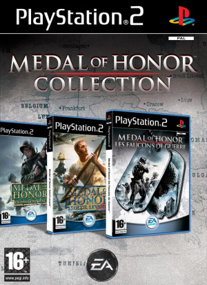 Medal of Honor Collection : Quadripack sur PS2
