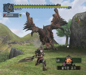 Capcom annonce Monster Hunter G sur Wii