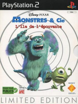 Monstres & Cie : L'Ile de l'Epouvante sur PS2