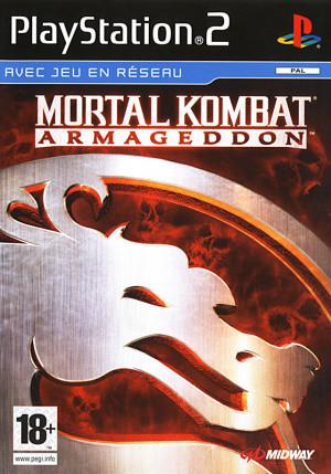 Mortal Kombat Armageddon sur PS2