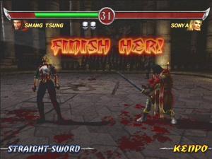 Preview Mortal Kombat : Deadly Alliance sur PS2 du 14/01