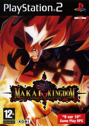 Makai Kingdom : Chronicles of the Sacred Tome sur PS2