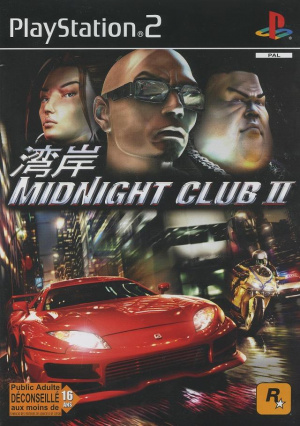 Midnight Club II sur PS2