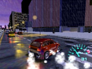 Midnight Club : Street Racing