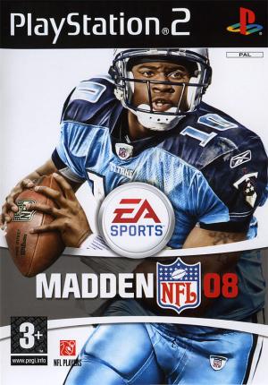 Madden NFL 08 sur PS2