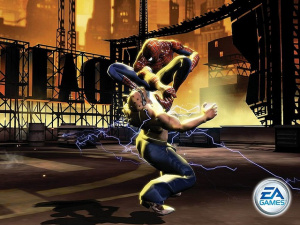 Marvel Nemesis : Rise Of The Imperfects - Playstation 2