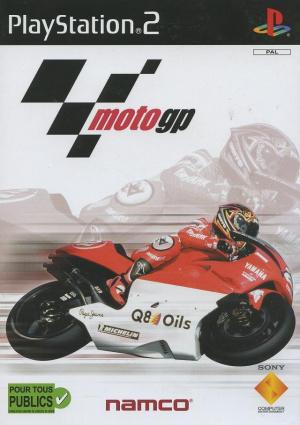 MotoGP sur PS2