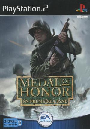 Medal of Honor : En Première Ligne sur PS2