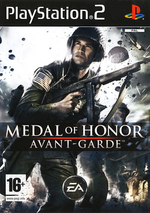 Medal of Honor : Avant-Garde sur PS2