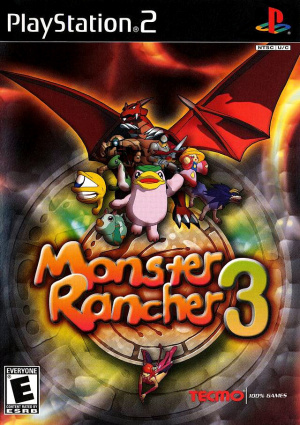 Monster Rancher 3 sur PS2