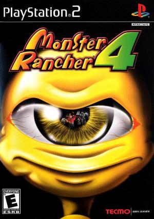 Monster Rancher 4 sur PS2
