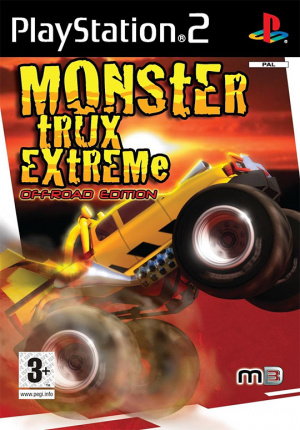 Monster Trux Extreme : Offroad Edition sur PS2