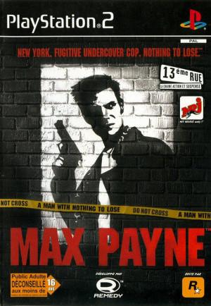 Max Payne sur PS2