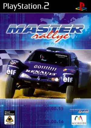 Master Rallye sur PS2
