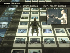 Metal Gear Solid 3 Subsistence - Playstation 2