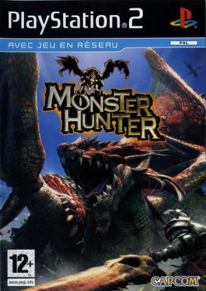 Monster Hunter sur PS2