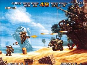 Des jeux SNK sur Xbox