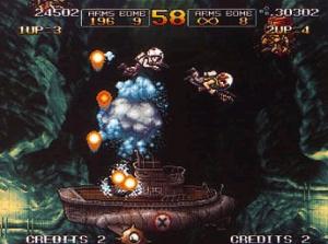 Metal Slug 3 arrive sur PS2